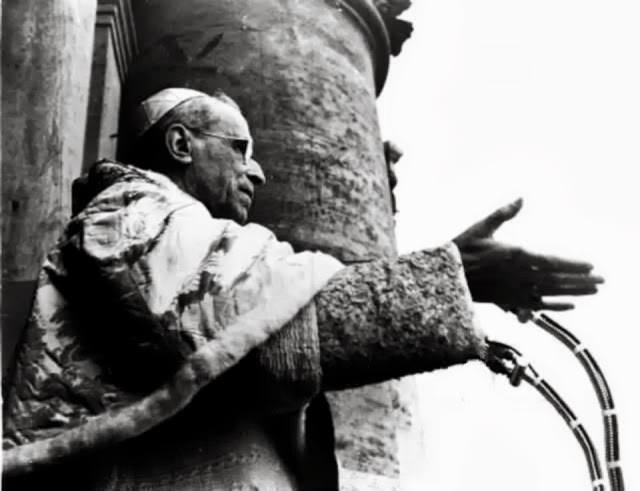 'Le falangi del Risorto'. Il messaggio di Pio XII per la Pasqua del 1952