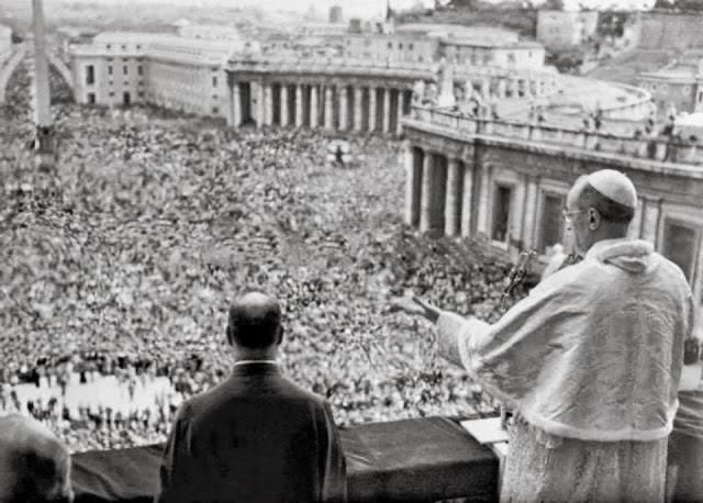 'Fiumi di vita sul mondo'. Il messaggio di Pio XII per la Pasqua del 1953