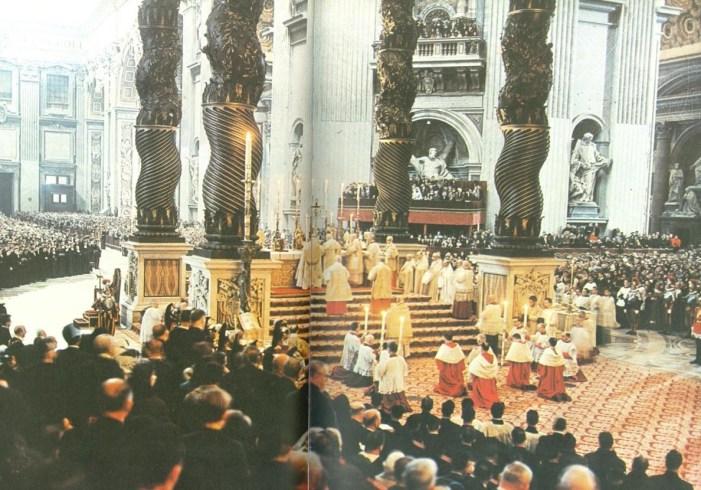 La Cappella Papale di Pasqua