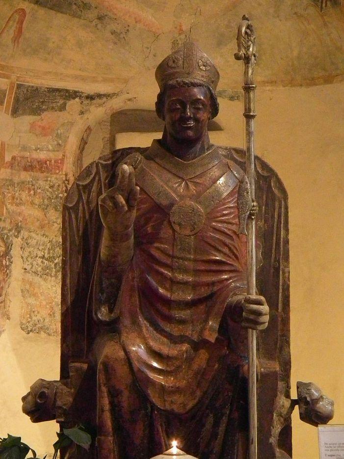 A Verona il sindaco in fascia affida la città al patrono San Zeno