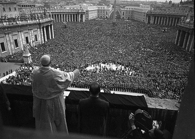 'La religione condizione imprescindibile di vera vita'. Il messaggio di Pio XII per la Pasqua del 1955