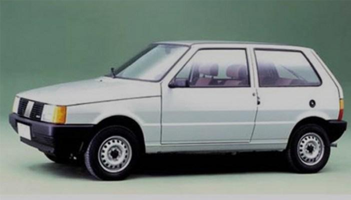 [SPADAMOTORS] Fiat Uno CS (1984)