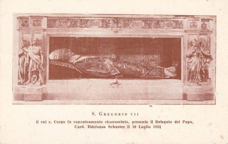 Pio XII e le lezioni di San Gregorio VII