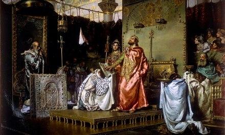 La conversione dei Visigoti