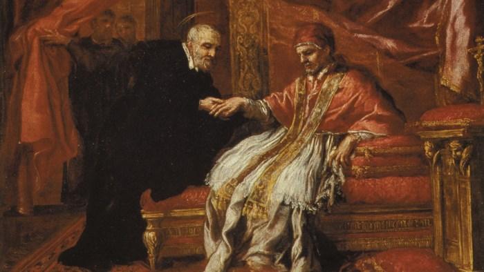 I Papi e i Cardinali di San Filippo Neri