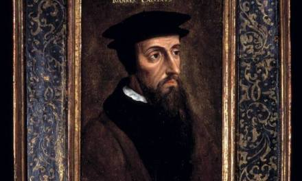 Calvino nelle rime del Marino