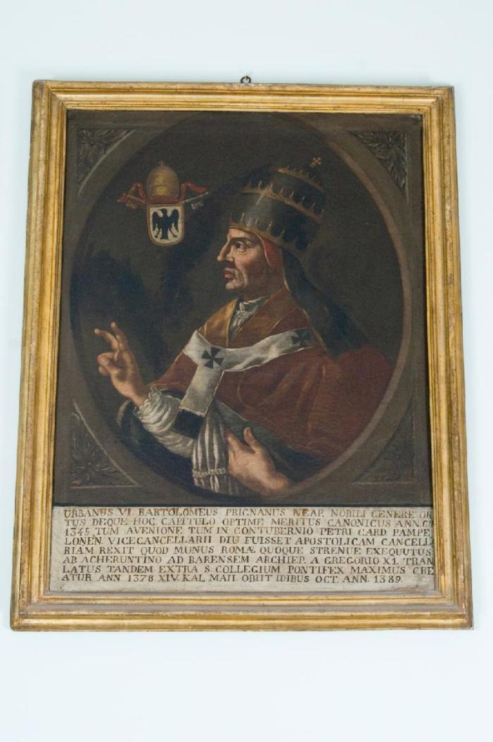 """Un """"profeta"""" torturato, cinque Cardinali uccisi. Il soggiorno genovese di Urbano VI"""