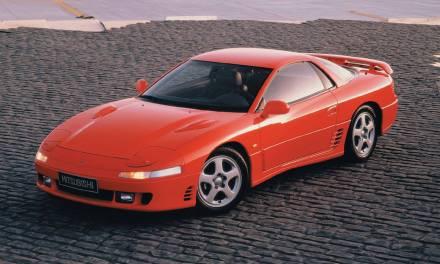 [SPADAMOTORS] Mitsubishi 3000 GT (1990)