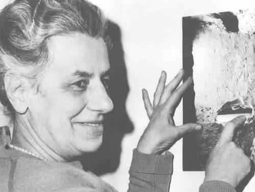 Una conferenza di Margherita Guarducci (che scoprì le reliquie di S. Pietro) sul Primato Romano