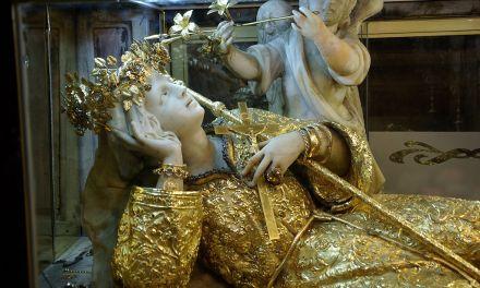 Il ritrovamento di Santa Rosalia che liberò Palermo dalla peste