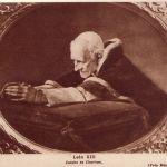 """Gli insulti a Leone XIII nella Roma """"brecciaiola"""""""