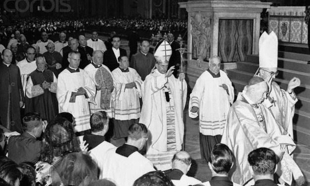I 50 anni della nuova messa: le nuove preghiere eucaristiche (2)