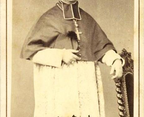 [GLORIE DELL'EPISCOPATO] S.E.R. Monsignor Charles-Amable De la Tour d'Auvergne Lauraguais (1826-1879)