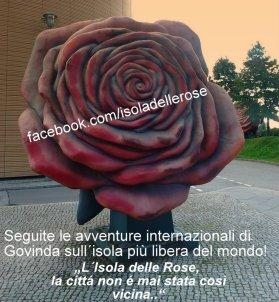 L'Isola delle Rose con Giuseppe Govinda ogni puntata é un viaggio
