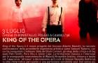 """Apre il Festival delle colline: stasera """"King of the opera"""""""