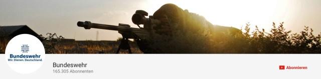 Bundeswehr Youtube