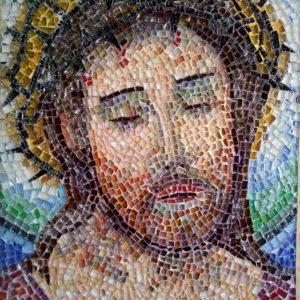 GesùMosaicoPapà