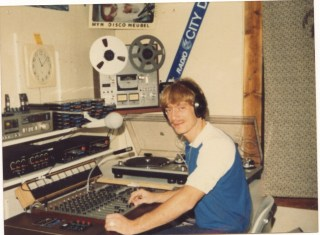DJ Ron van Rijn 1981