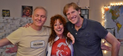 Herman, Gwen, Edward