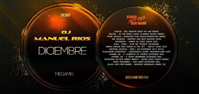 DJ Manuel Rios – Radio Stad Den Haag