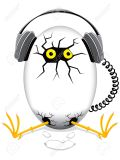 4907926-chicken-baby-in-an-egg-with-headphones-Stock-Vector-dj-easter-music