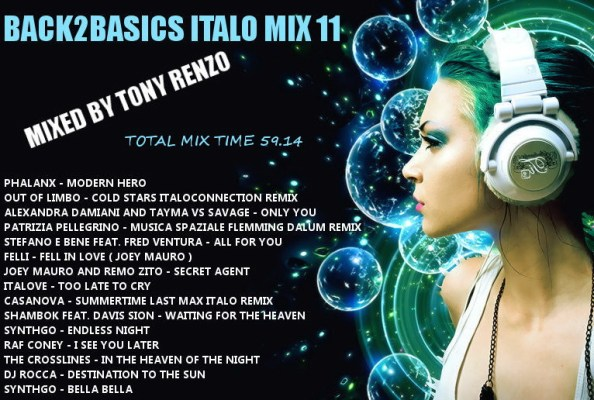 Back2Basics Italo Mix 11 Tony Renzo