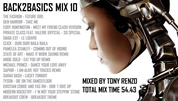 Back2Basics Mix 10 Tony Renzo