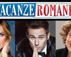 """Serena AUTIERI, Attilio FONTANA e Fioretta MARI ospiti a POLTRONISSIMA raccontano il musical """"Vacanze Romane"""""""