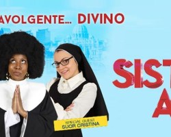 "Il Cast del Musical ""SISTER ACT"" ospite a Poltronissima"