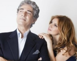 Gianfranco JANNUZZO e Debora CAPRIOGLIO ospiti a Poltronissima