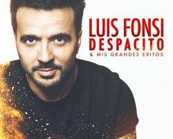 """LUIS FONSI: la canzone dei record sarà disponibile dal 15 settembre nella raccolta """"DESPACITO & MIS GRANDES ÉXITOS"""". Nel disco i duetti con Laura Pausini, Afrojack e Justin Bieber"""