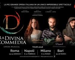 """Tutto il CAST de """"La Divina Commedia Opera Musical"""" ospite a POLTRONISSIMA"""