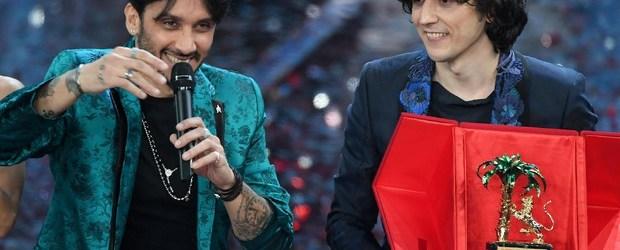 Sanremo 2018, Ermal Meta-Fabrizio Moro vincono il festival. (…) (ANSA)