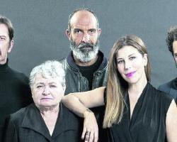Michela ANDREOZZI, Gabriele PIGNOTTA, Jonis BASCIR, Pietro GENUARDI e Silvana BOSI ospiti a POLTRONISSIMA con OSTAGGI
