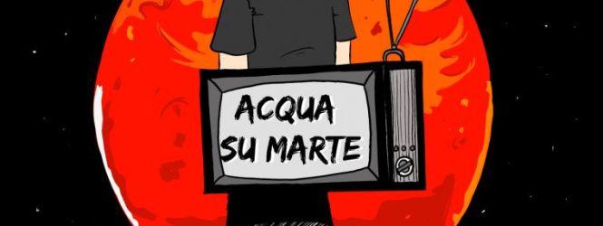 """TORMENTO Feat. J-AX """"Acqua su Marte"""""""