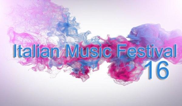 Italian Music Festival 16 su Radio Stonata