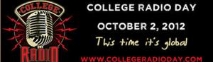 College Radio Day 2012