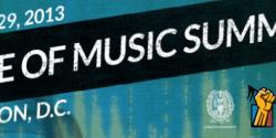 Future of Music Summit 2013