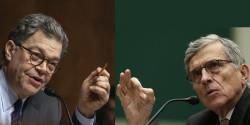 Sen. Al Franken vs. FCC Chair Tom Wheeler