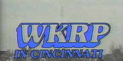 WKRP in Cincinnati Logo