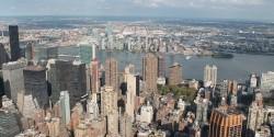 sound art - view of New York City