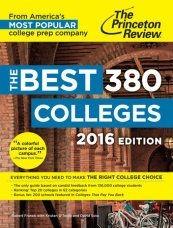 Princeton Review 2016