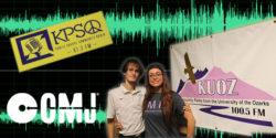 Podcast 82 - CMJ KPSQ KUOZ