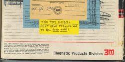 MacBird! tape box (KPFK)