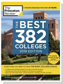 Princeton Review book cover