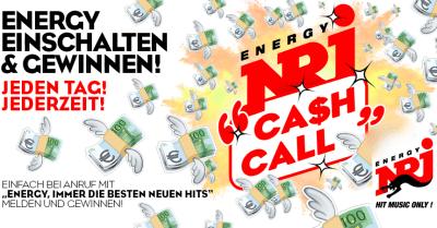 ENERGY CASH CALL bei Radio Hamburg on air | RADIOSZENE