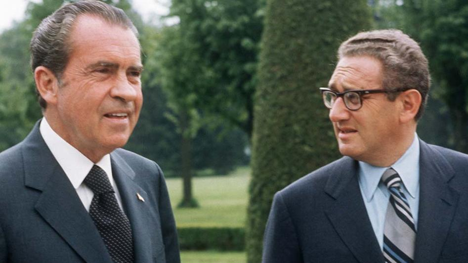 Documentos secretos muestran el papel de Nixon y Kissinger en el ...