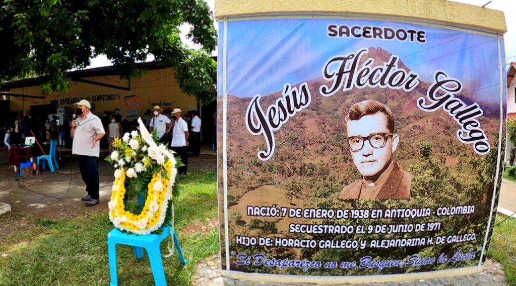 """""""Si desaparezco no me busquen, sigan la lucha""""… Padre Héctor Gallego [50 años de su desaparición]"""