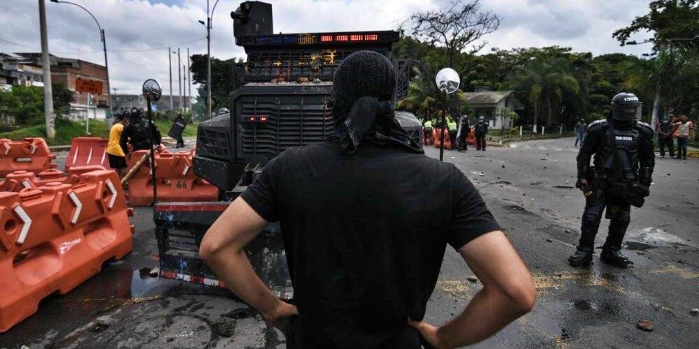 Colombia. Gobierno prioriza represión y balas para manifestantes en Cali