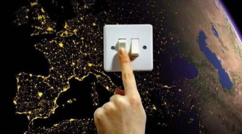 La única salida ecológica, la reducción radical en el despilfarro de energía